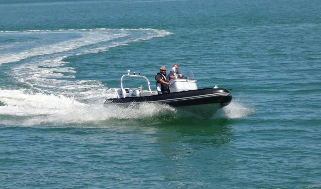 Naiad Boats Blue Water Boats
