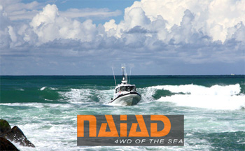 NAIAD - 4WD OF THE SEA